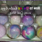 Coloring Easter Eggs With Cool Whip Inspirational Photos Color Easter Eggs With Cool Whip And Food Coloring Genius