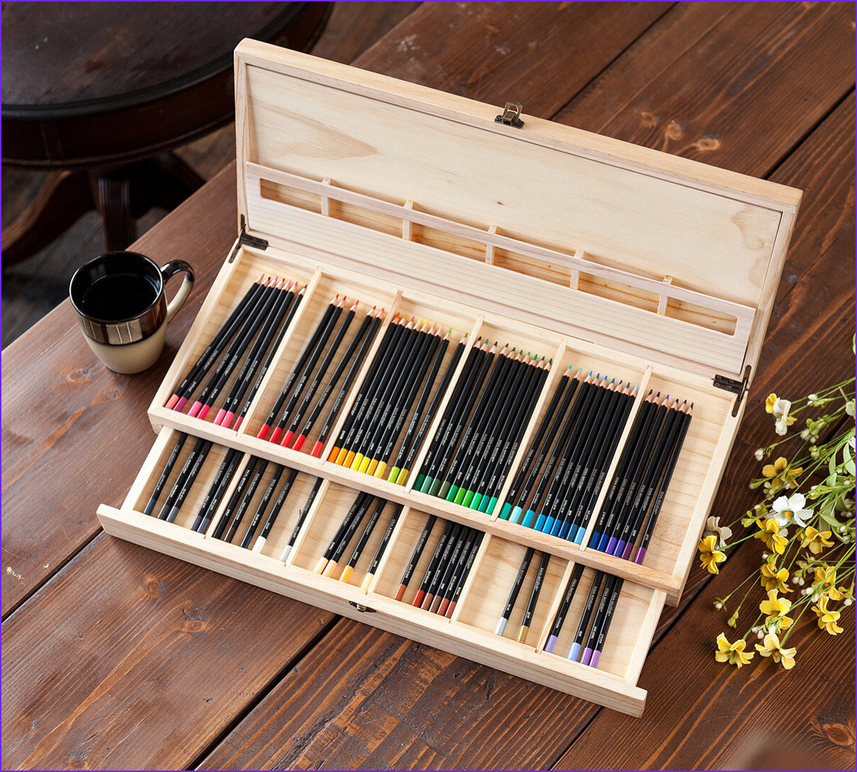 Americana Coloring Pages Kit