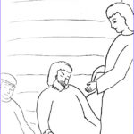 Coloring Escapes Elegant Collection Bible Story Coloring Page For Peter Escapes From Prison