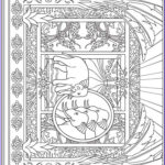 Coloring Escapes New Image Dover Escapes Collage Art Coloring Page 5