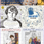 Coloring Fans Elegant Stock Color Your Favorite Characters Coloring Books For Fans