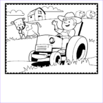 Coloring Farms Beautiful Image Diy Farm Crafts And Activities With 33 Farm Coloring