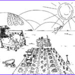 Coloring Farms Beautiful Image Farmyard Coloring Pages – Free Coloring Pages