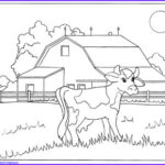 Coloring Farms Elegant Image Diy Farm Crafts And Activities With 33 Farm Coloring