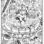 Coloring For Adults Beautiful Photos Cute Coloring Pages Best Coloring Pages For Kids