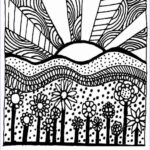 Coloring For Adults Cool Collection Adult Coloring Sheets