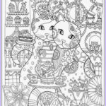 Coloring For Adults Unique Image Cat Coloring Pages For Adult