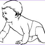 Coloring For Babies Beautiful Collection Baby Coloring Pages Bestofcoloring