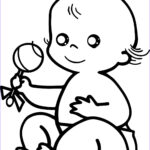Coloring For Babies Elegant Photos Preschool Baby Coloring Pages