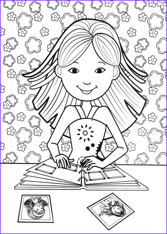 Coloring for Girls Best Of Photos Kids N Fun