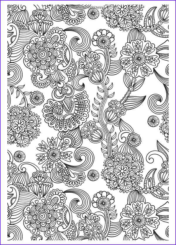 Coloring for Grown Ups Awesome Gallery the Gorgeous Colouring Book for Grown Ups Discover Your