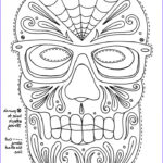 Coloring For Grown Ups New Photos Get This Sugar Skull Coloring Pages Free Printable For