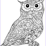 Coloring For Grown Ups Unique Collection Get This Free Difficult Animals Coloring Pages For Grown