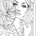 Coloring For Grown Ups Unique Photography 624 Best Images About Coloring Pages Portraits For Grown