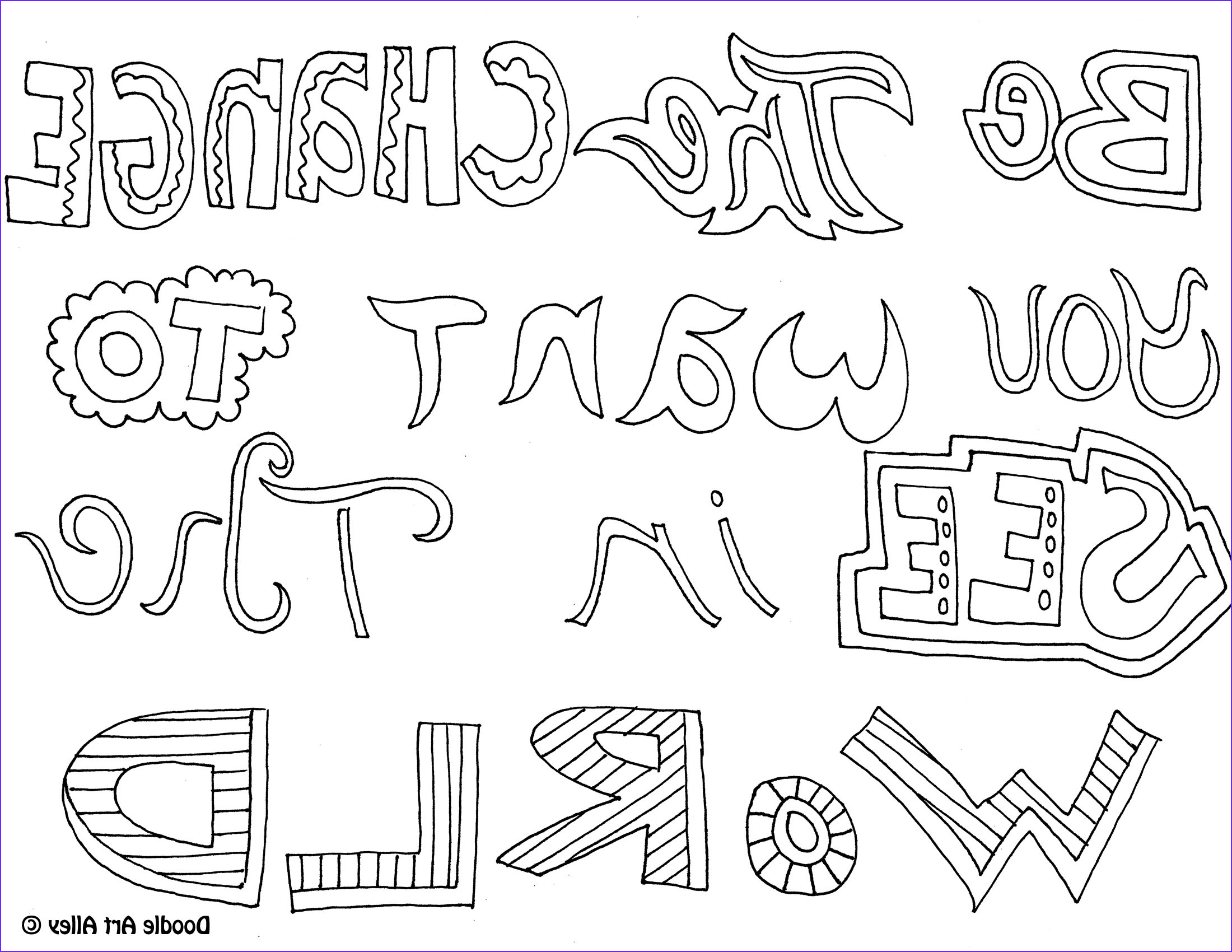 quotes coloring pages cute