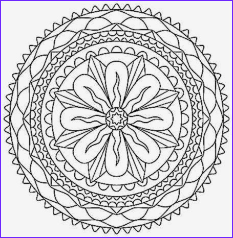 teen coloring pages simple pattern