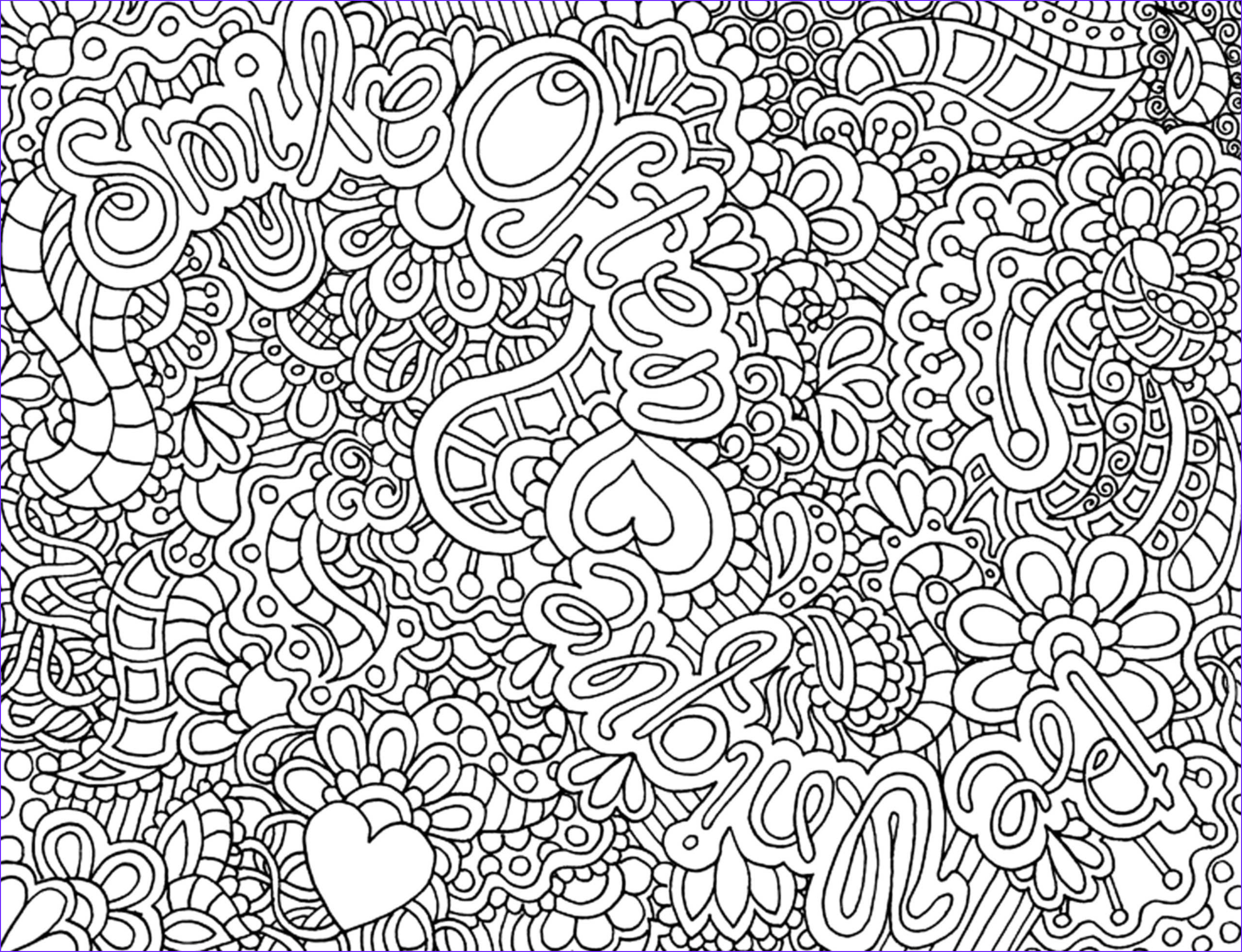 Coloring for Teens New Gallery Plex Coloring Pages for Teenagers A מנדלות