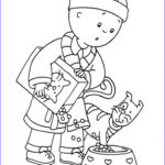 Coloring For Toddlers Inspirational Stock Free Printable Caillou Coloring Pages For Kids