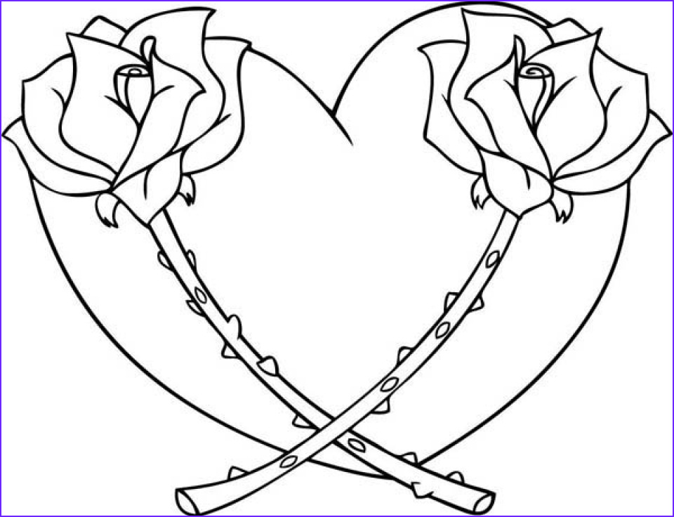 Coloring Hearts Awesome Photography 20 Free Printable Hearts Coloring Pages