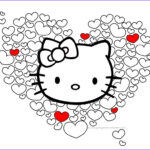 Coloring Hello Kitty Elegant Photos Hello Kitty Coloring Pages