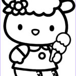 Coloring Hello Kitty Inspirational Photos Hello Kitty Coloring Pages