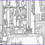 Coloring House Inspirational Photos Victorian House Coloring Page