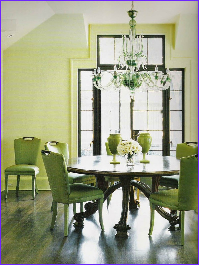2015 decorating ideas with green color