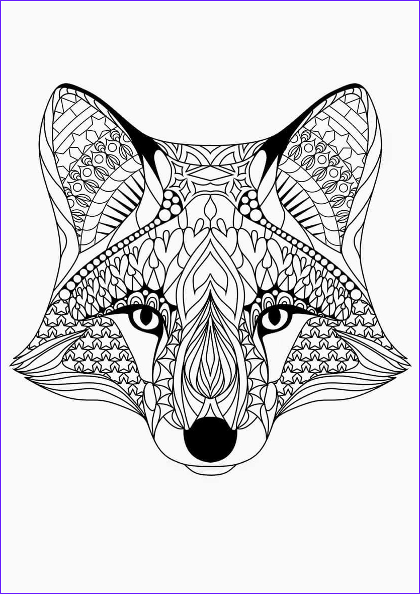 Coloring Images for Adults Awesome Gallery 20 Free Adult Colouring Pages the organised Housewife