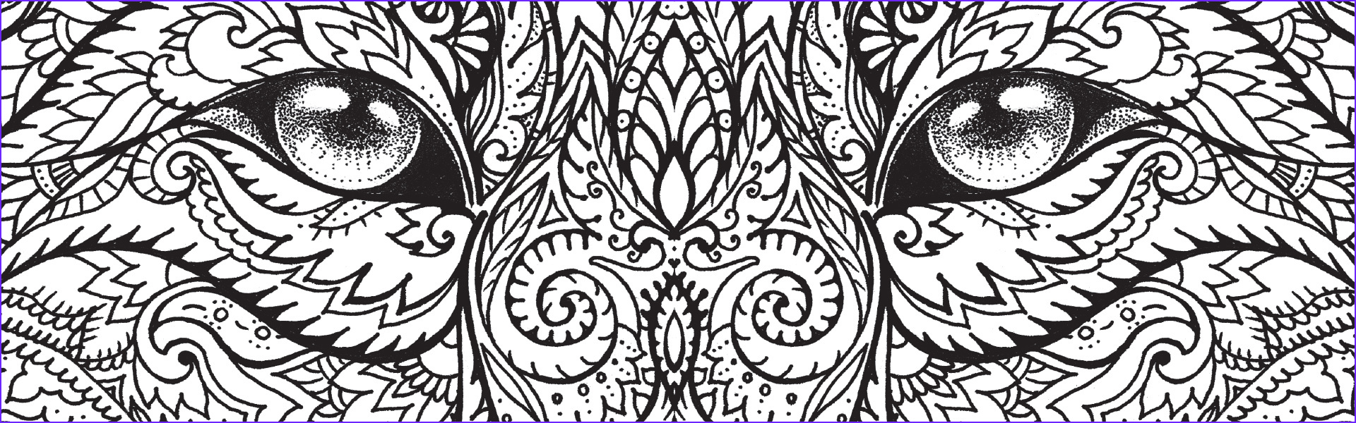 Coloring Images for Adults Awesome Photos the Macmillan Jungle Book Colouring Book Free Wolf Pattern