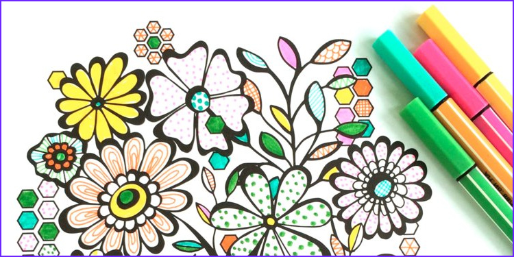 Coloring Images for Adults Beautiful Collection Artist Cashes In On Adult Coloring Book Craze Business