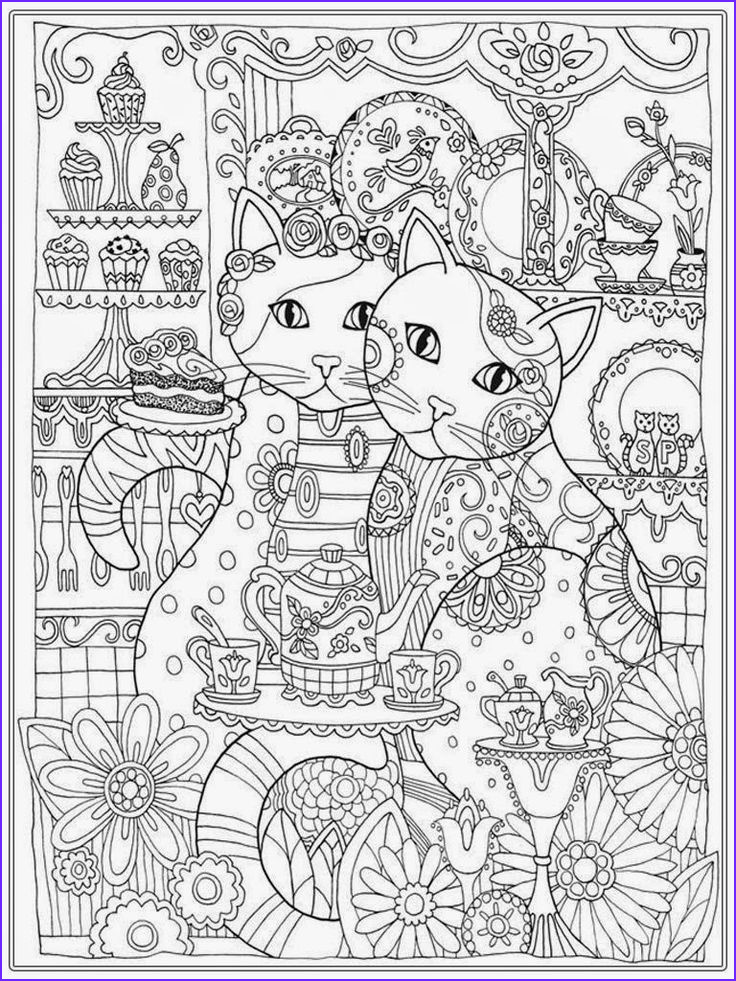 Coloring Images for Adults Cool Image 82 Best Adult Coloring Pages Images On Pinterest
