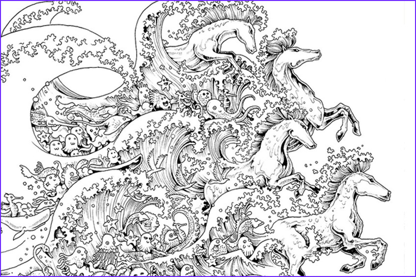Coloring Images for Adults Elegant Images Coloring Pages for Adults to Keep them Busy when Kids are