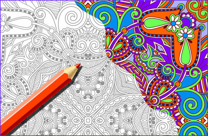 Coloring Images for Adults Elegant Photos Celebrate National Coloring Book Day