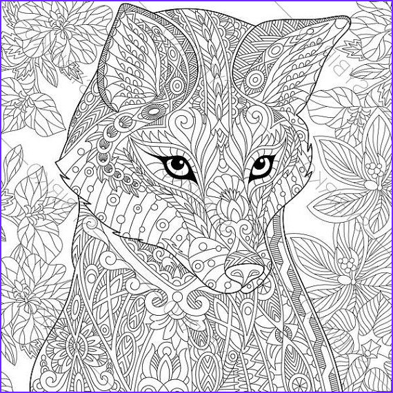 Coloring Images for Adults Unique Photography 20 attractive Coloring Pages for Adults – Weneedfun