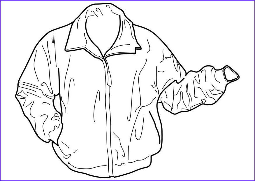 Coloring Jacket Awesome Photography Coloring Page Jacket Img