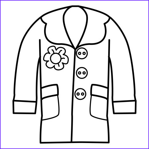 Coloring Jacket Inspirational Stock Crafts Actvities and Worksheets for Preschool toddler and