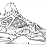 Coloring Jordan Shoes Best Of Photography Jordan Shoes Coloring Pages Coloring Home
