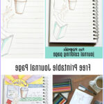 Coloring Journal Inspirational Image Free Printable Morning Coloring Journal Page To Color And