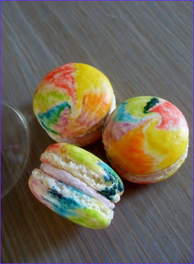 Coloring Macarons Luxury Photos A Little Splash Of Color Macarons — Cookies