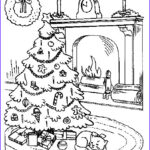 Coloring Magazine Best Of Gallery Christmas Tree Colouring In For The Kids
