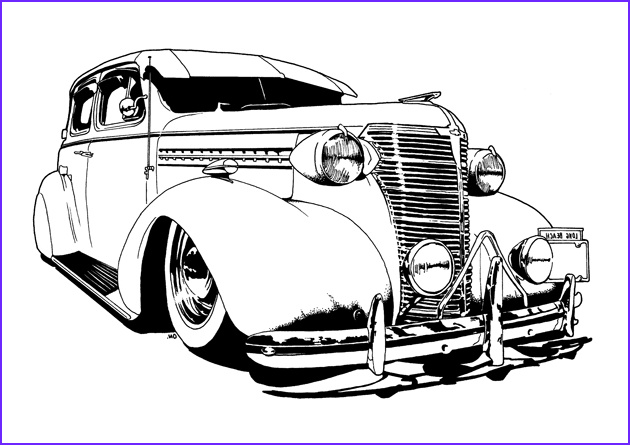 Coloring Magazine New Gallery the Lowrider Coloring Book Dokument Press
