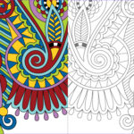 Coloring Magazines For Adults New Gallery Adult Coloring Books Rekindle Creativity Coastal