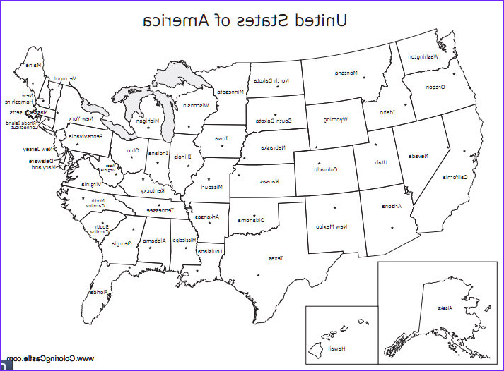 just for fun u s map printable coloring pages
