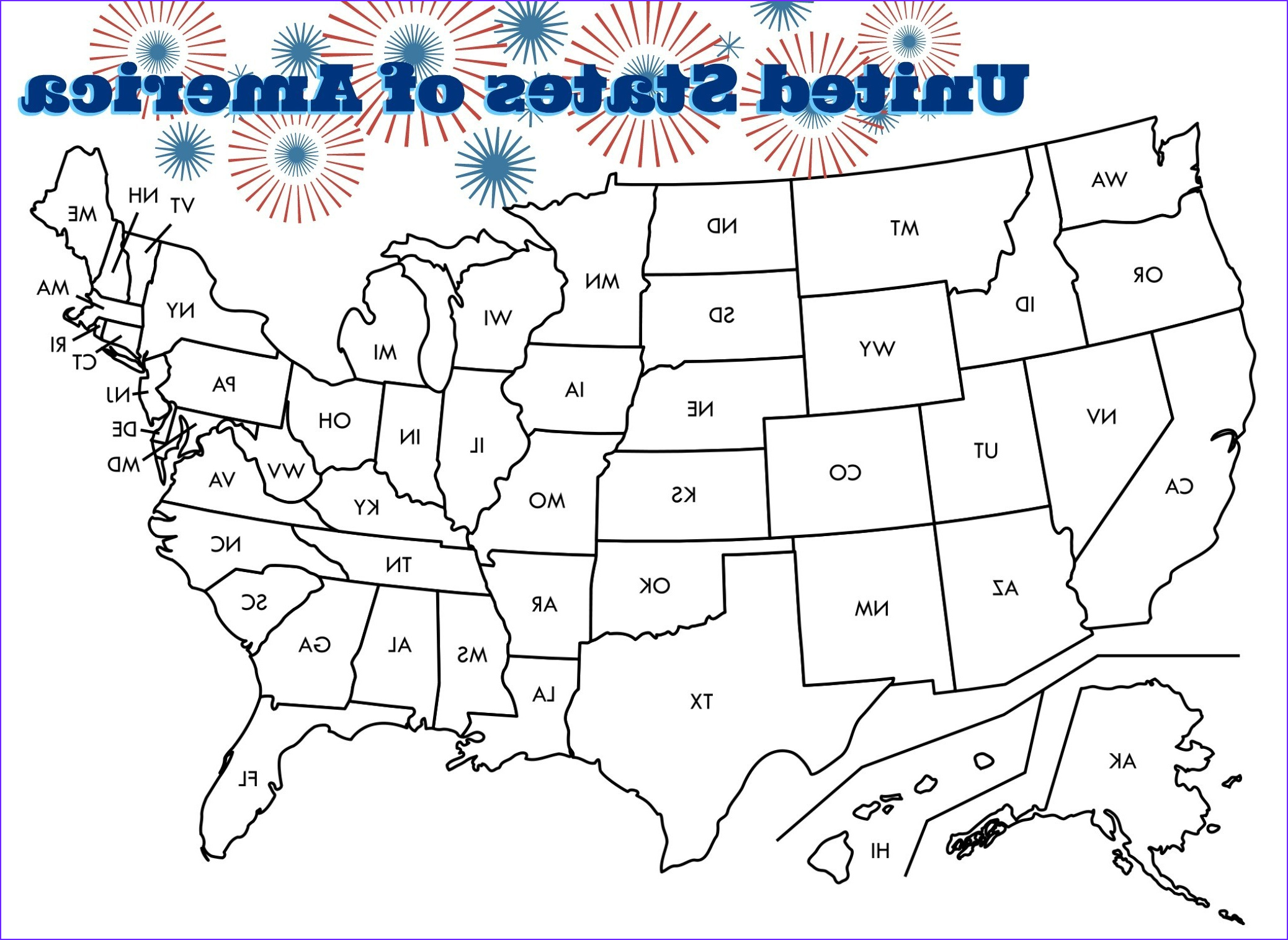 Coloring Maps Of Usa Cool Photos Us Map Coloring Pages Best Coloring Pages for Kids