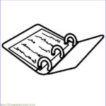 Coloring Notebook Awesome Stock Notebook 13 Coloring Page Free School Coloring Pages