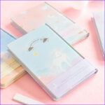 Coloring Notebook Cool Stock Unicorn Series Creative Notebook Korean Coloring Page