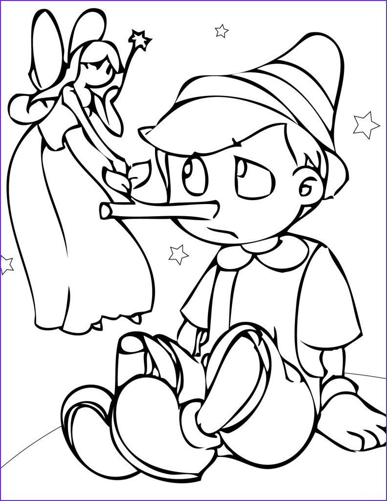 Coloring Paes Beautiful Photos Free Printable Pinocchio Coloring Pages for Kids