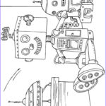 Coloring Page Creator Beautiful Collection 1000 Images About Coloring Pages 35 Robot On Pinterest