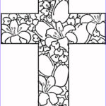 Coloring Page Cross Beautiful Image Religious Quotes Coloring Pages Adult Quotesgram