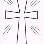 Coloring Page Cross Elegant Gallery Free Printable Cross Coloring Pages What Mommy Does